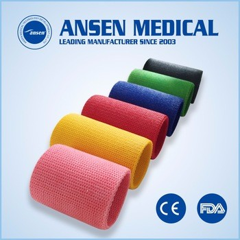 Medical Consumables Orthopaedic Casting Tape Properties Of Polyester Resin