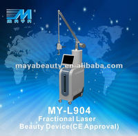 CO2 Fractional Laser/beauty equipment/RF excited tube(CE)