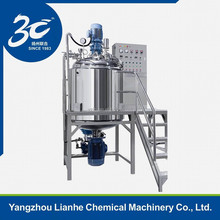 Hydraulic Lifting Paste Processing High Pressure Homogenizer Price