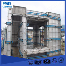 aluminium concrete formwork wall ties/construction formwork system