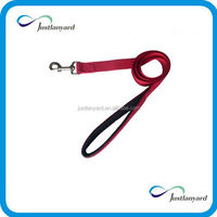 Newest design wholesale nylon printing dog leash