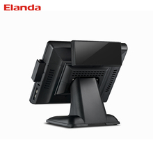 Ticketing machine POS Terminal Touch Screen POS System with swipe card reader point of sale machine