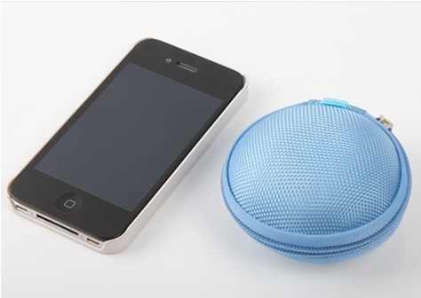 eva Bluetooth Earphone case