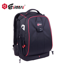 EIRMAI Multifunction dslr camera bag anti theft function back open with lock
