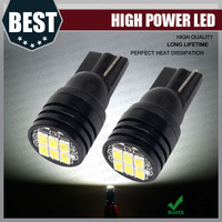 high quality white color 12V 6smd 194 168 w5w T10 canbus led reading light