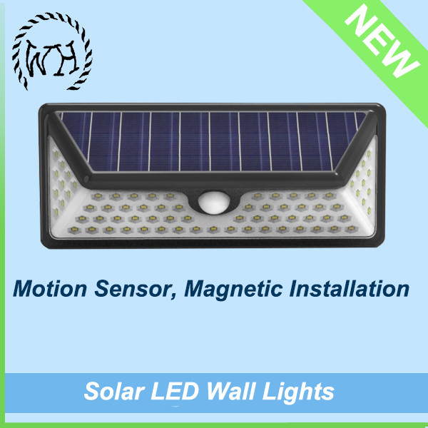 Outdoor lamp led light IP65 wallpack UL&cUL DLC LED wall pack solar motion wall light