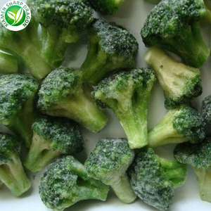 Wholesale Frozen Broccoli Stems Florets