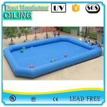 Commercial interesting game most popular inflatable baby fun pool import