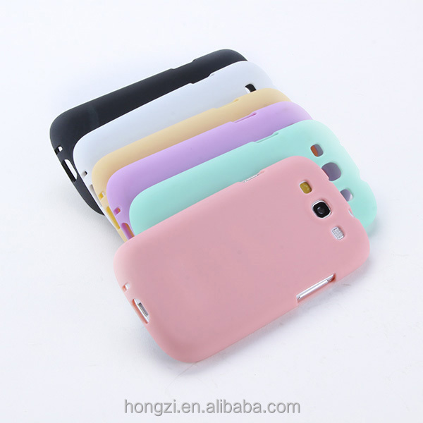 High Quality Jelly Soft Case Cover TPU Silicone Skin For Samsung Galaxy S3 i9300 Sell