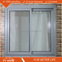 YY Home Aluminium sliding window and door comply with Australian standards & New Zealand standards