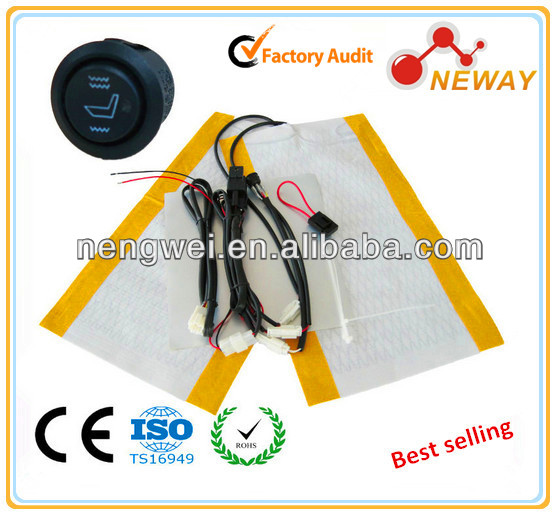 new design car seat heater for automobile seats for sale