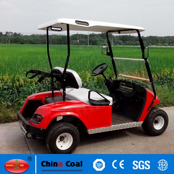 Electric motorized golf carts for sale with 2 Seats