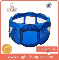 High Quality Portable Lightweight Pet Playpen Soft Pet Travel Cage Pet Supplies Dog
