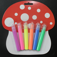 Puff y paint foaming effect bubble pen