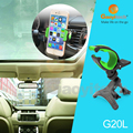 2017 hot sell Anti-slip Car Air vent holder Unique design car mount holder for smartphone