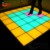 Touched color changing DJ stage LED light dance floor