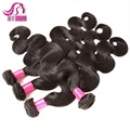 wholesale cheap virgin body wave Brazilian hair weave 3 bundles