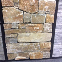 Castle Stone Stacked Slate Veneer Panels Tile