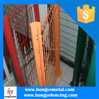 Best Price Aluminum Fence Post Base Plate/Composite Picket Fencing/Decorative Barrier Fence