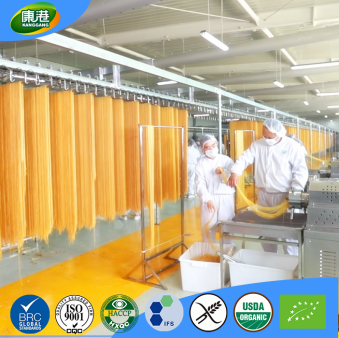 Wholesale organic food organic soya pasta