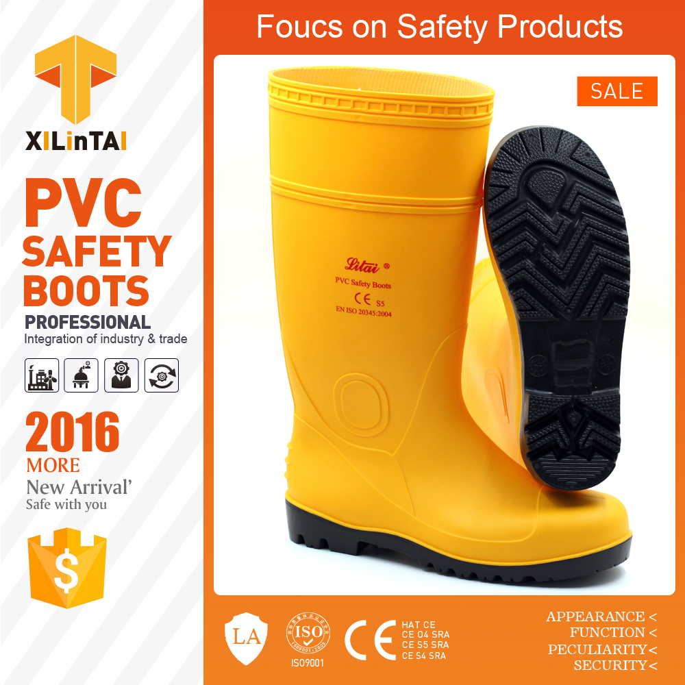 fashion rain shoes,cheap pvc rain boots,best selling ordinary working gum boots