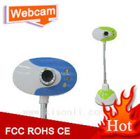Factory Private mould webcam 2012 new arrival PC camera