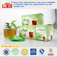 Three Leaves laxative Tea Gmp manufacture relief of constipation