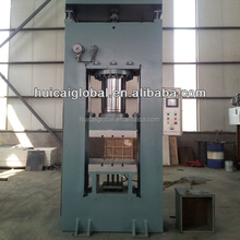 Rubber slipper vulcanizing press with Single-head heating tube