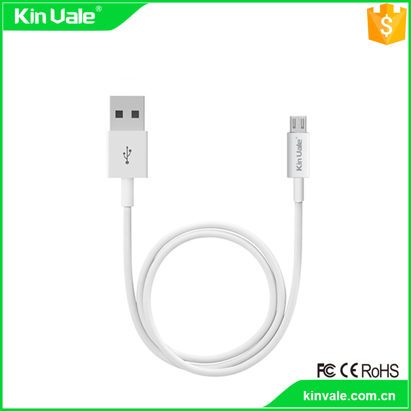 Alibaba Guangzhou supplier micro usb y charging cable,microusb cable nylon