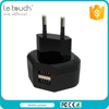 Letouch Dual USB Travel portable cell phone charger 3.1A for Smartphones & Tablets