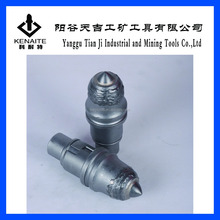 25mm round shank auger boring drill bit for auger drill piling trenching tunneling