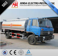 XDEM Dongfeng CLW5164GYYT3 4x2 132kw 17000-20000L Fuel Oil Tank Truck