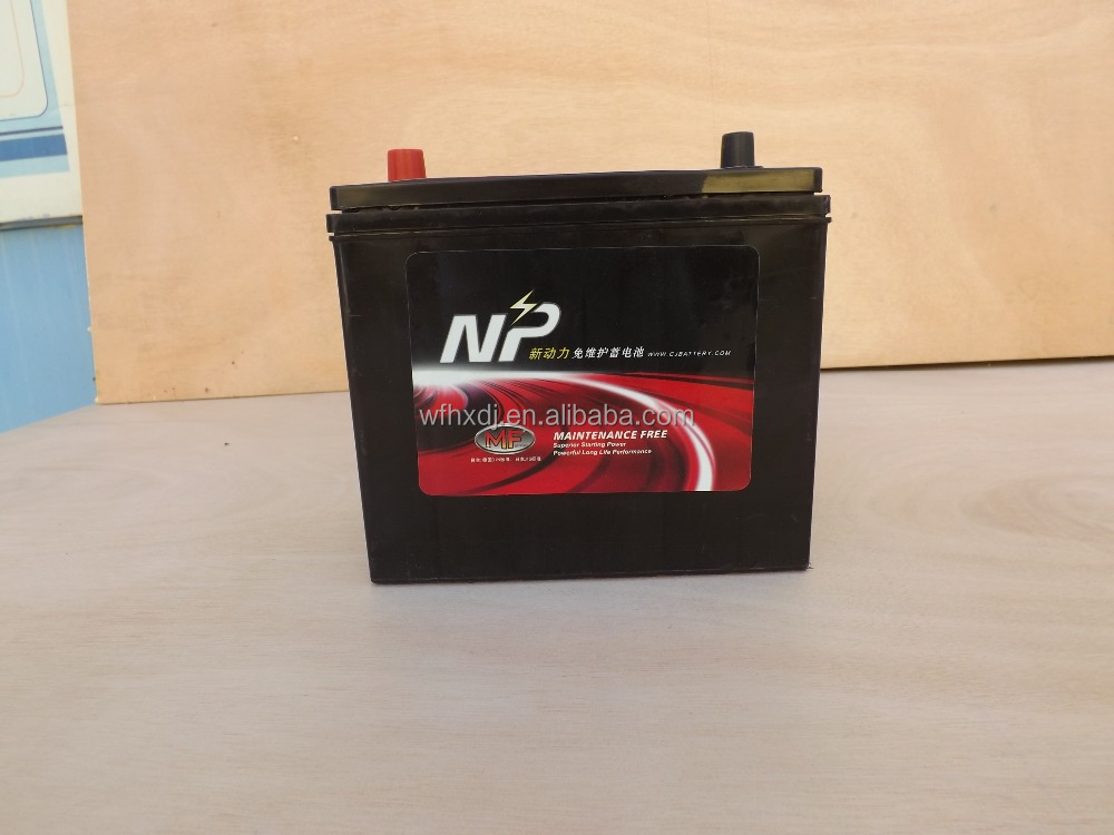 Horis Power CHANGJIANG NP mainterance-free battery with good quality