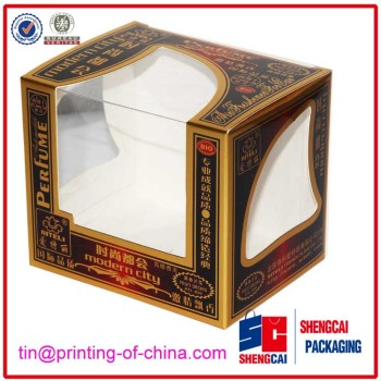 custom made high quality cheap price clear PVC box