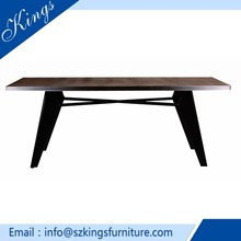 Stainless Base Dining Table , Table Dining , Metal Dining Table Legs