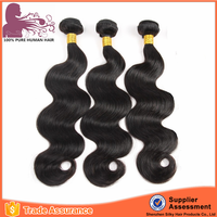 direct factory wholesale high quality full cuticles shedding free tangle free brazilian human hair extension