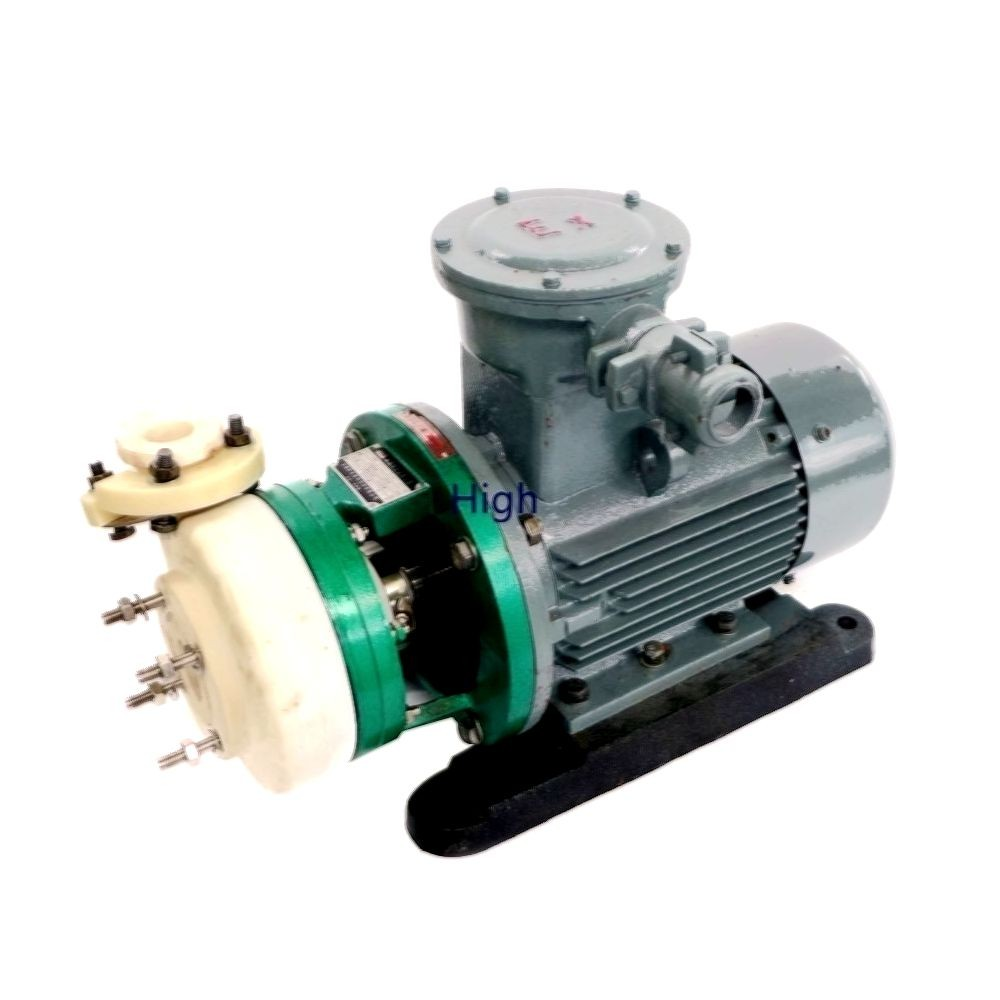 ISO14001 heat resistant chemical high pressure oil pump supplier