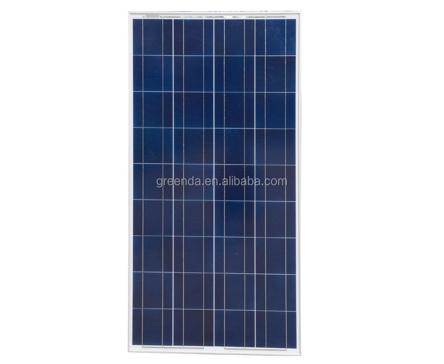 150w polycrystalline poly 150w photovoltaic solar panel manufacturers in China