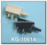 (KG-1061A) German type ADO S4 Telephone Plug