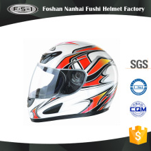 Good quanlity decal helmets off road full face motorcycle helmet shield image