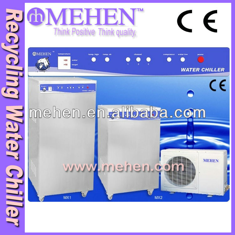 Water Refrigerator For Ice Cream Machine