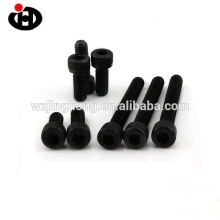 High Strength Alloy Steel Din912 Black 12.9 Hex Allen Key Bolt