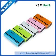 5200mah travel power bank, portable usb phone charger, mobile power supply
