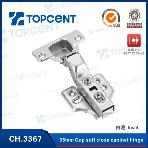 [3367]35mm cup soft close cabinet cupboard door concealed hinges