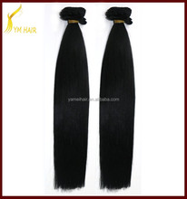 High quality 100% brazilian remy hair 30 inch human hair extensions clip in