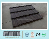 plastic spanish roof tile