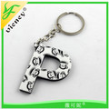 promotional keyring.soft pvc factory,PVC keychain with custom design