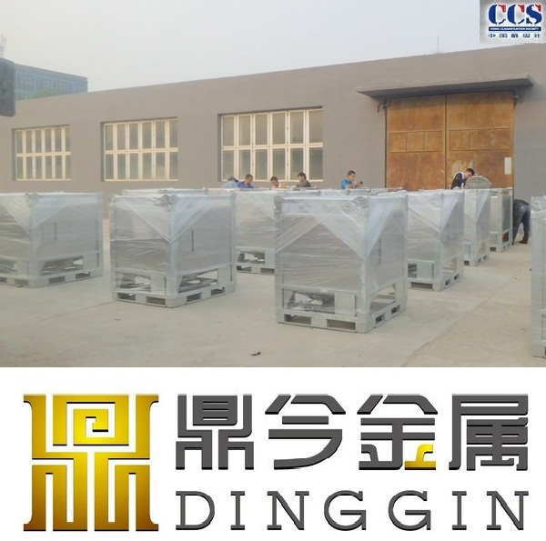stainless steel container type ibc tote tank dimension