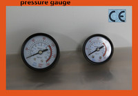 WEIHAO 2016 BM direct driven air compressor pressure gauge Y-50