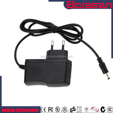 700mA 12V ac dc constant current wall mount plug-in power adapter